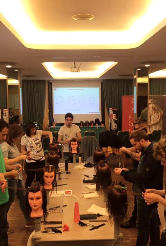 Anteprima galleria foto Corso CRAFT Cutting Methodology 2.0